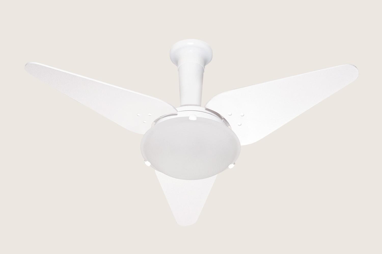 Ventilador de Teto Omena Branco 127V Tron