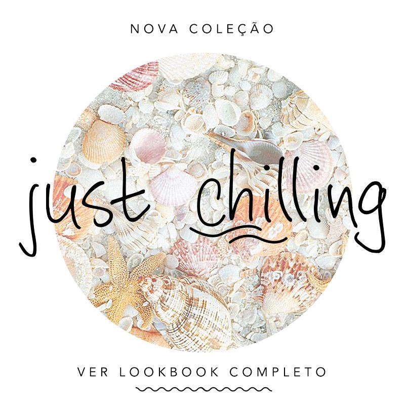 Just Chilling Lookbook Ziovara Coleção