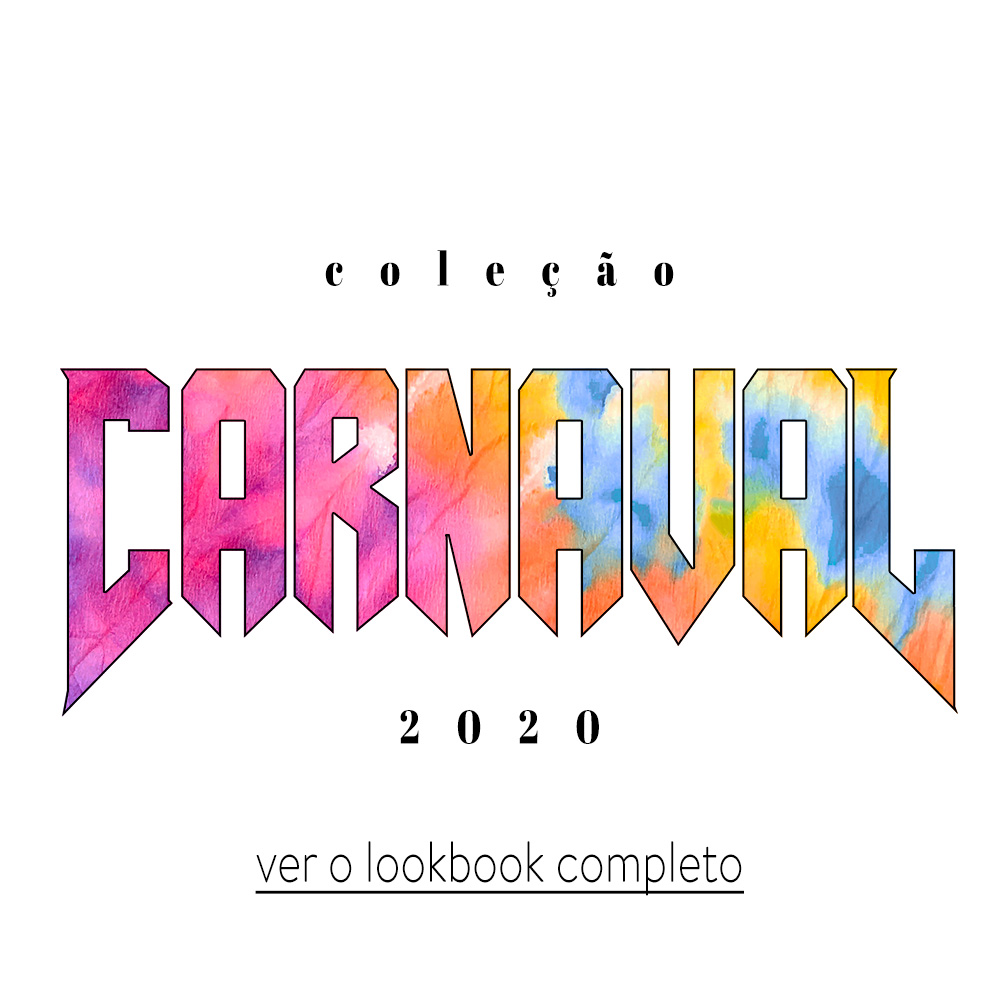 carnaval 2020 lookbook