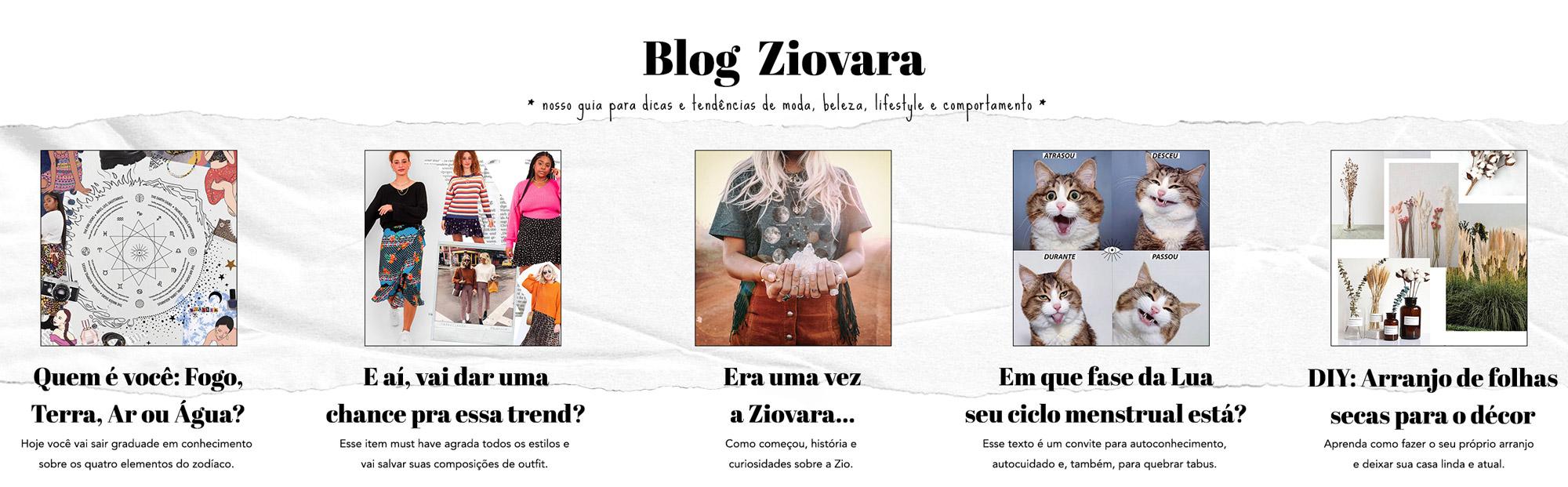 blog - ziovara