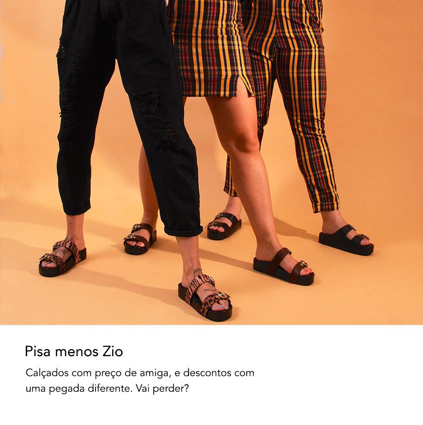 Calçados em Promoção