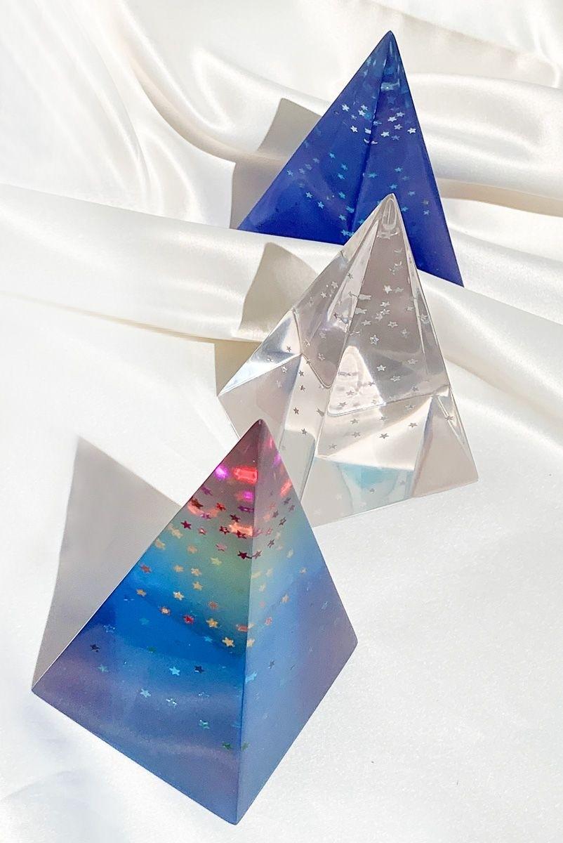 Adorno Decor Pirâmide Star