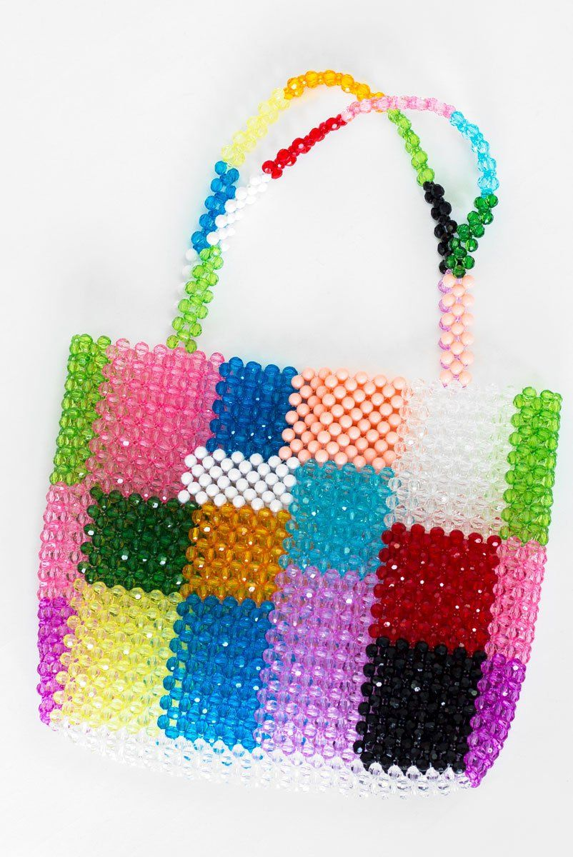 Bolsa Miçangas Beads Color