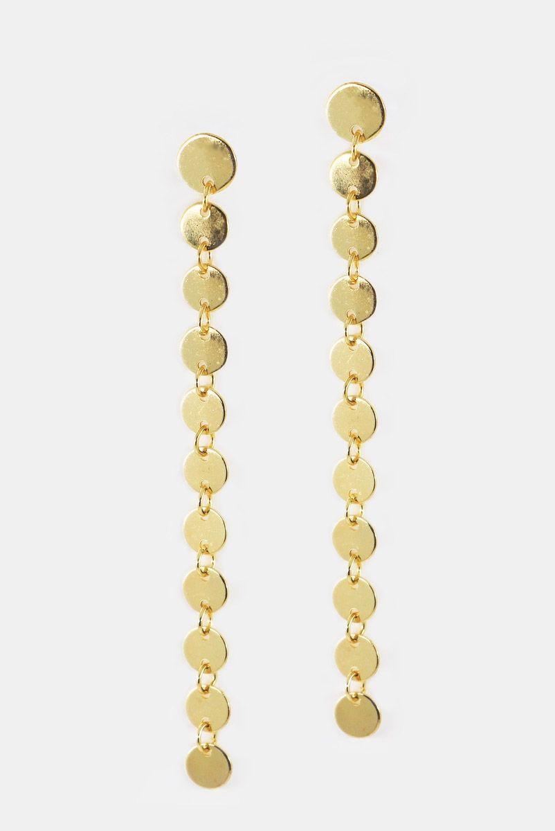 Brinco Medalha GOLD