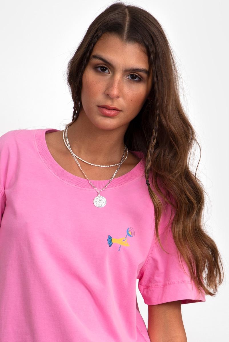 Camiseta T-shirt Gentileza