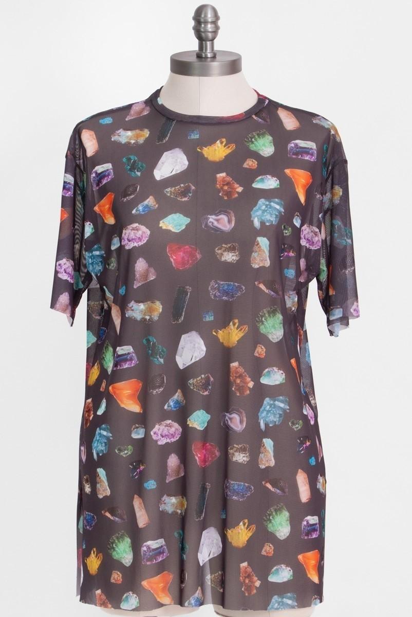 Camiseta Unisex Tule Pedras