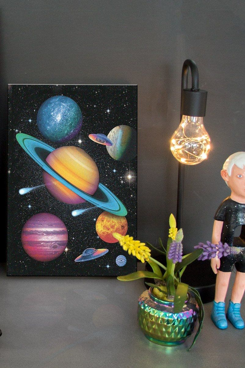 Quadro Decor Space