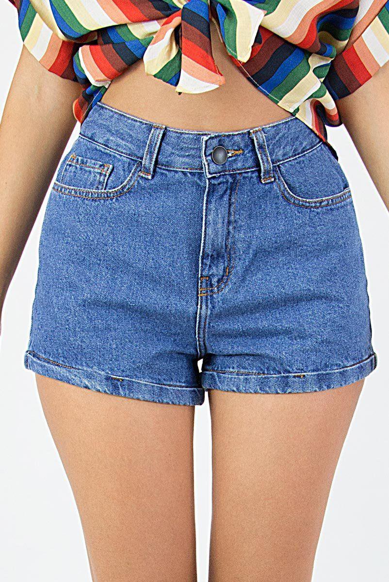 Shorts Mom Jeans ES Chiara