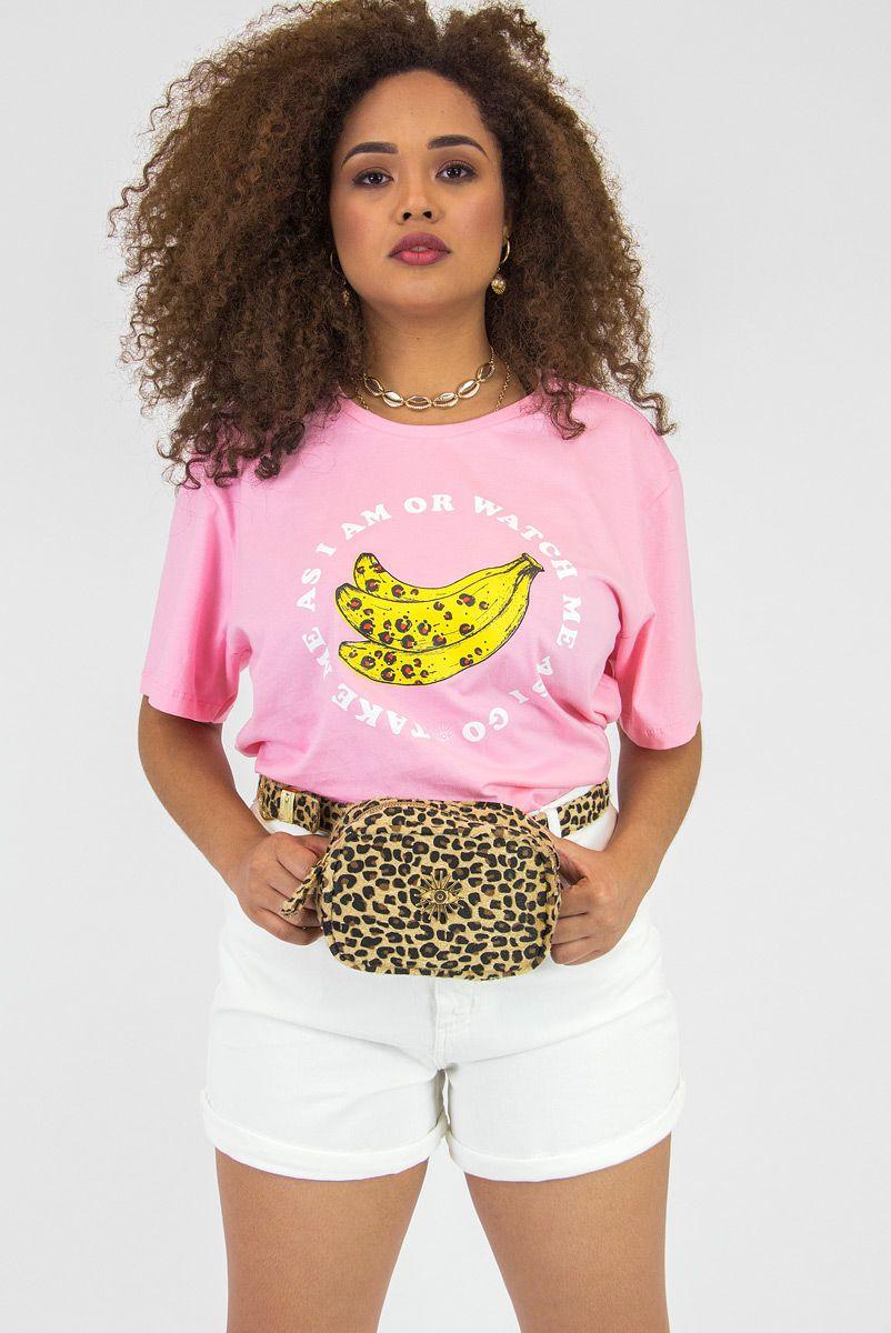 T-shirt Bananas