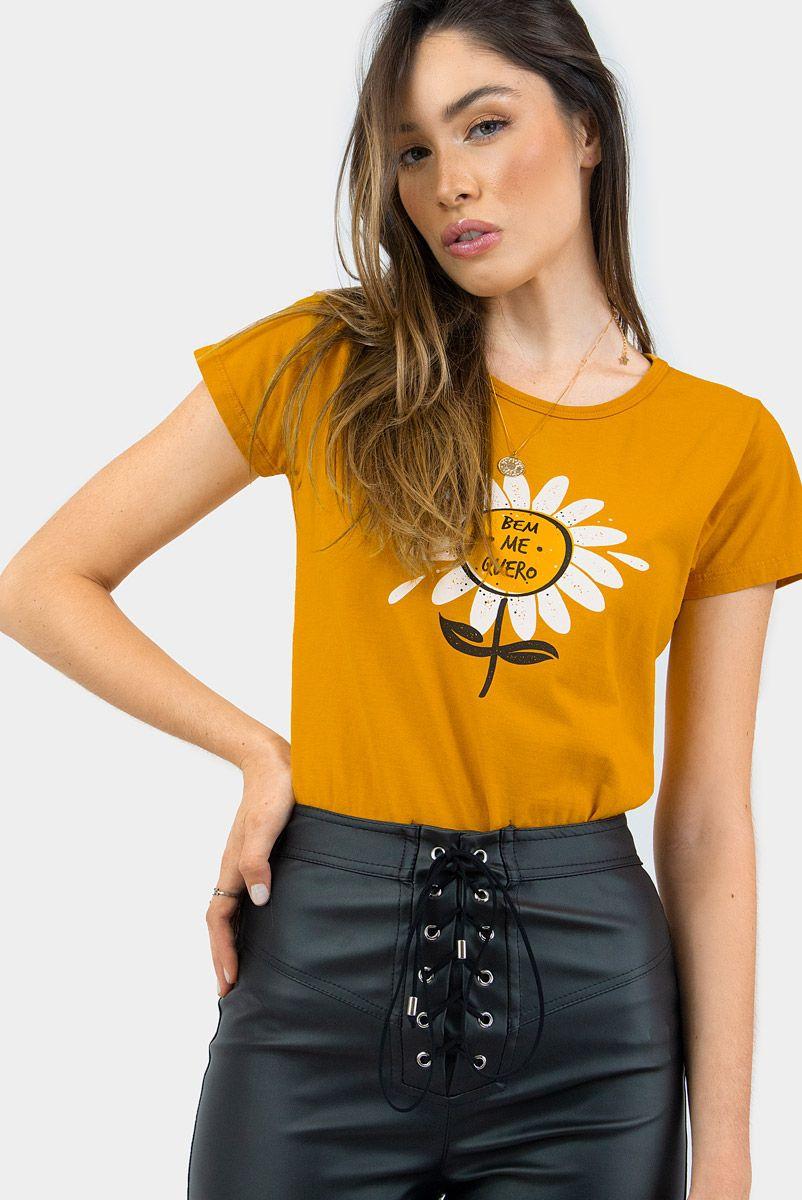 T-shirt Bem Me Quero