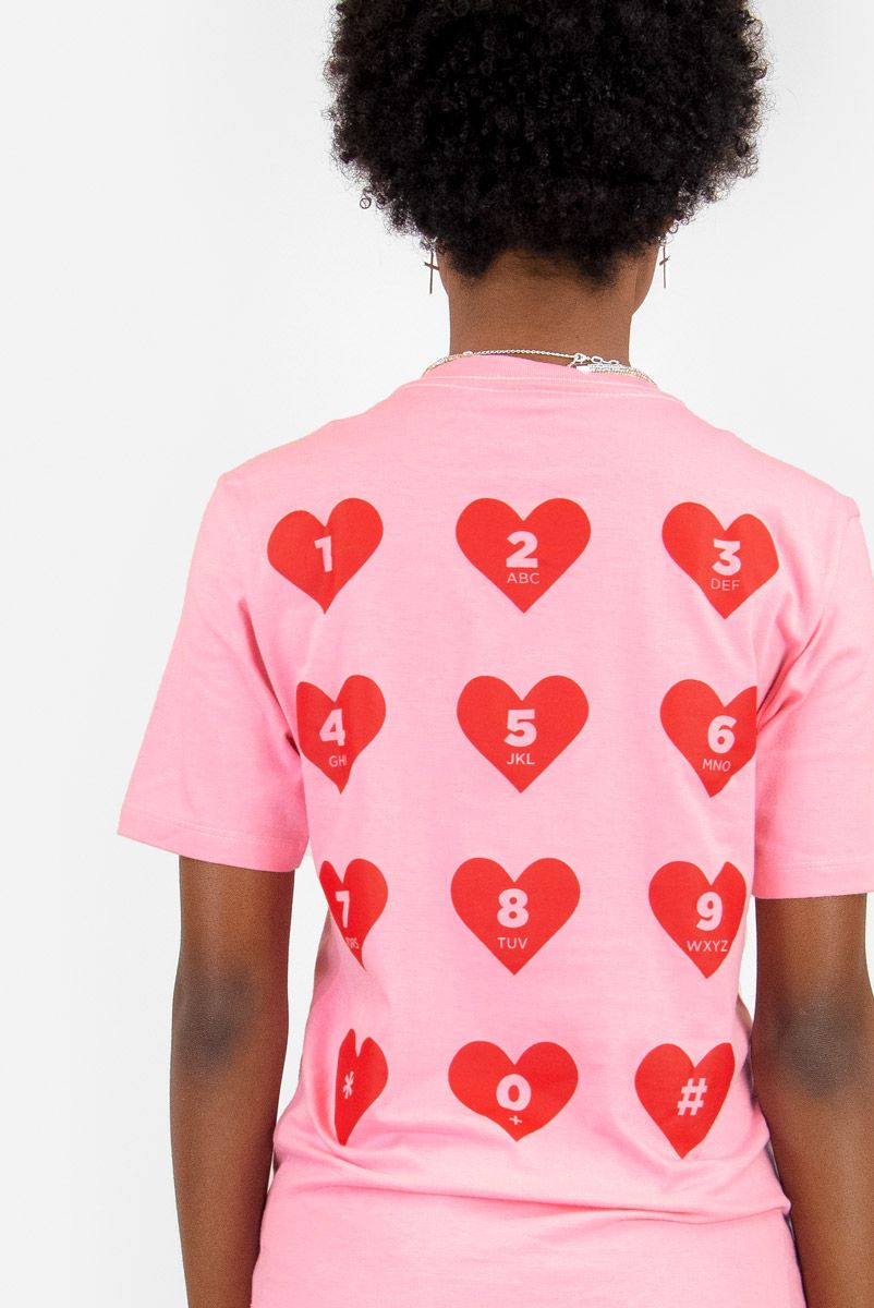 T-shirt Call Self-Love