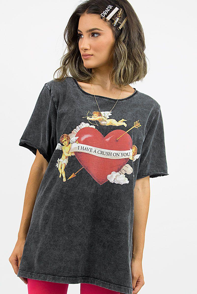 T-shirt Cupido Crush