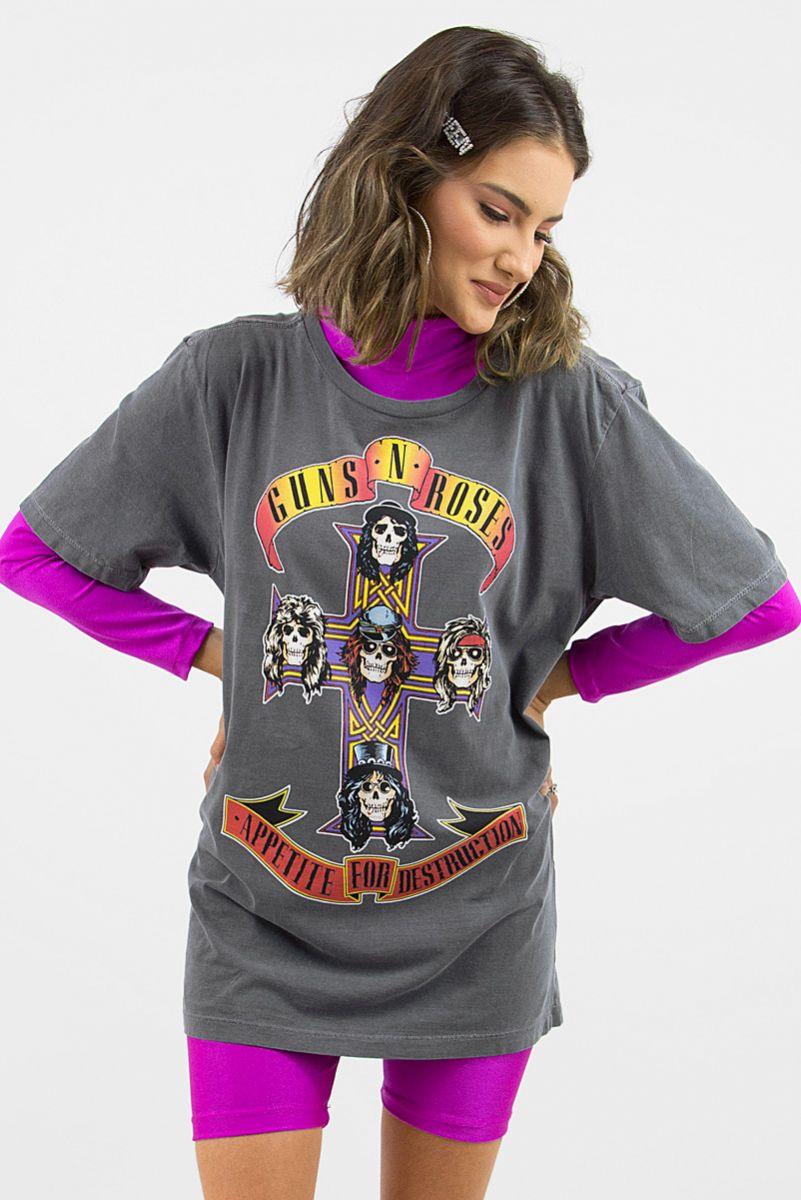 T-shirt Guns'N'Roses - Appetite For Destruction