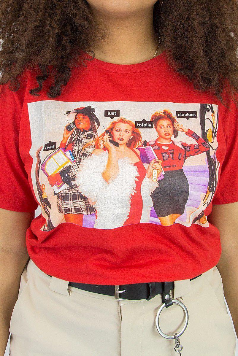 T-shirt Patricinhas Clueless