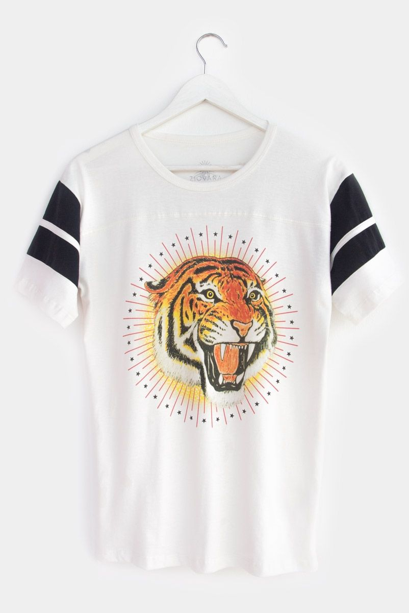 T-shirt PLUS Athletic Tiger