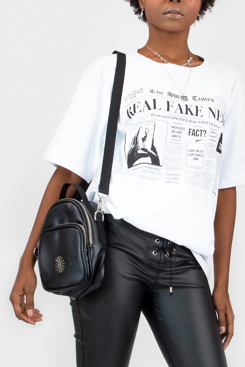 T-shirt Real Fake News