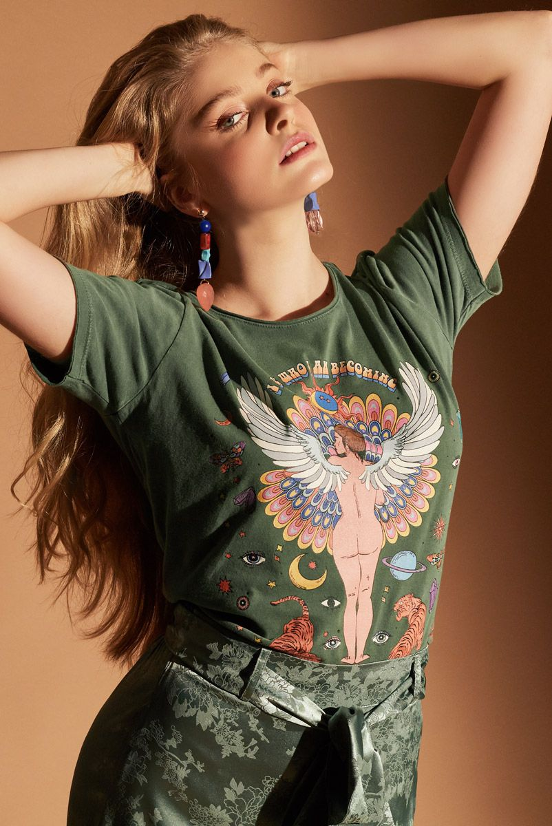 T-shirt Urano Asas