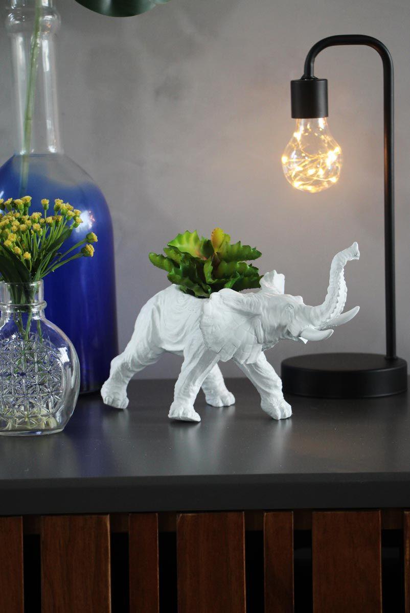 Vaso Decor Elefante / Mamute
