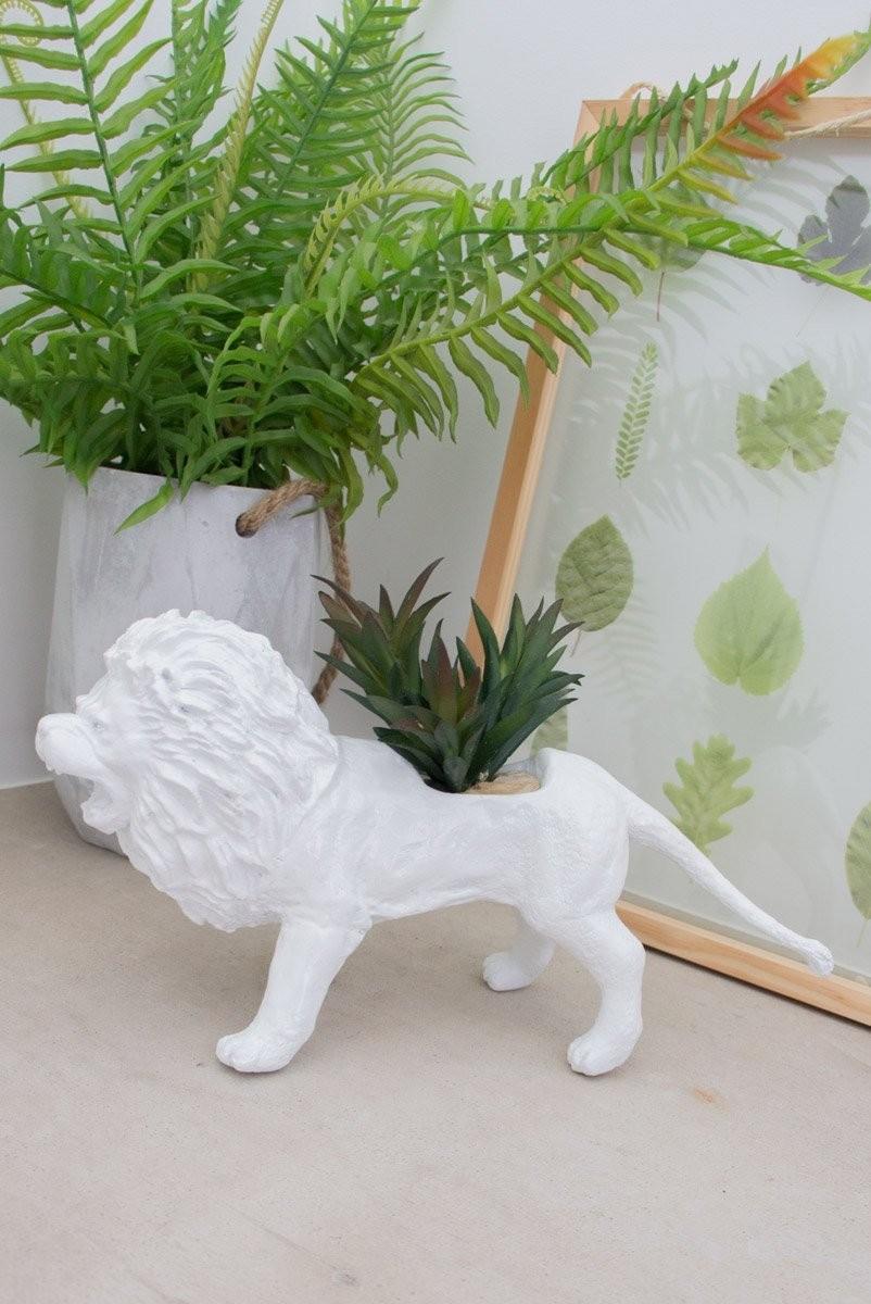 Vaso Decor Leão