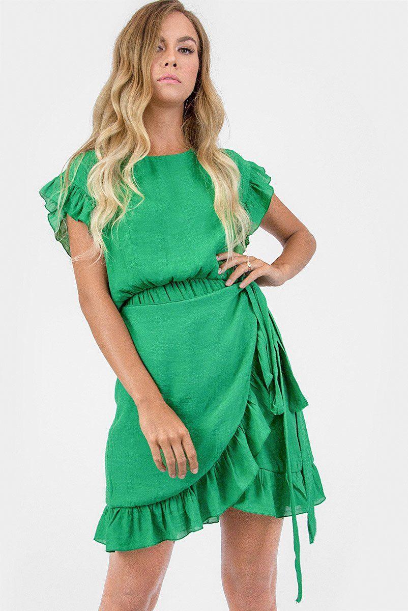 Vestido Green Esmeralda
