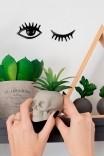 Adorno Decor Olhos Blink Eye