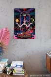 Bandeira De Parede Tarot Intuition