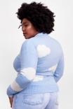 Blusão Tricot Nuvem