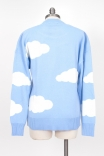 Blusão Tricot Nuvens
