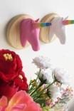 Unicórnio Médio Rainbow Decorativo