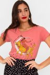 Camiseta Baby Look Courage Chita