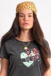 Camiseta Babylook Berry Much