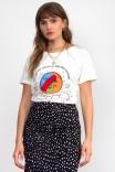 Camiseta Babylook Journey