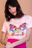 Camiseta Box Dreams Borboleta