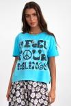 Camiseta Box Feel Your Feelings
