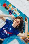 Camiseta Box Sky Em Casa
