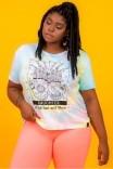 Camiseta T-shirt PLUS Tie Dye Daughter