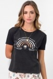 Camiseta T-shirt Arco Íris Children Of Earth