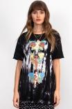Camiseta T-shirt Asas Tie Dye