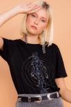 Camiseta T-shirt Astrological Body