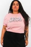 Camiseta T-shirt Bitch, Betterhavemymoney