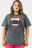 Camiseta T-shirt Boca Her Lips