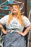 Camiseta T-shirt Branca Daughter Of The Sun