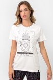 Camiseta T-shirt Branca Daughter Of The Sun
