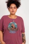 Camiseta T-shirt Crystal Ball