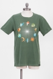 Camiseta T-shirt Gifts Of Mother Earth