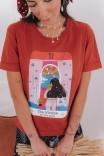Camiseta T-shirt Janela