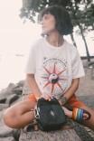 Camiseta T-shirt Not Perfect Yin Yang