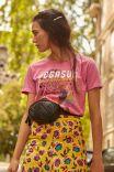 Camiseta T-shirt Pegasus Roda Gigante