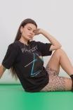 Camiseta T-shirt Pink Floyd Prisma
