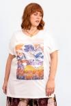 Camiseta T-shirt PLUS Aesthetic